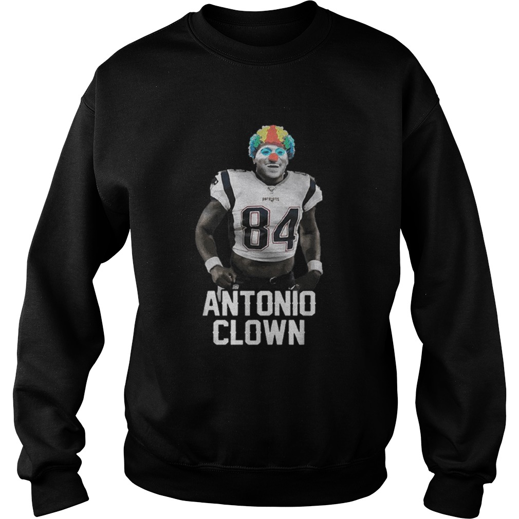 Antonio Clown Brown Sweatshirt