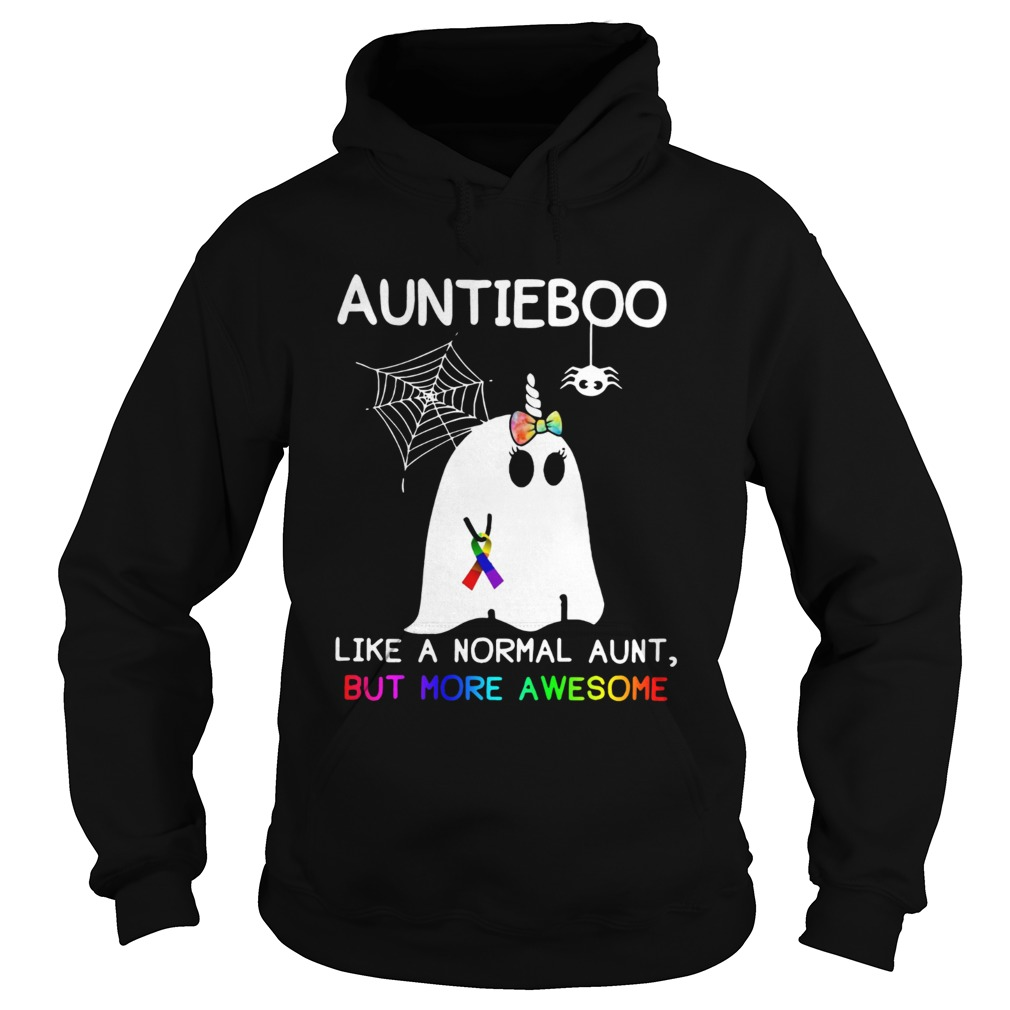 Auntieboo Like a normal aunt but more awesome Hoodie