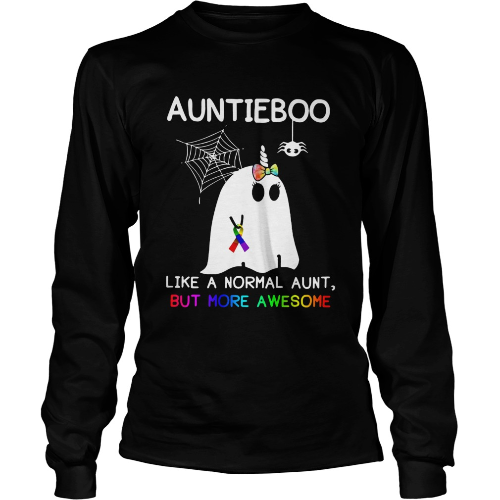 Auntieboo Like a normal aunt but more awesome LongSleeve