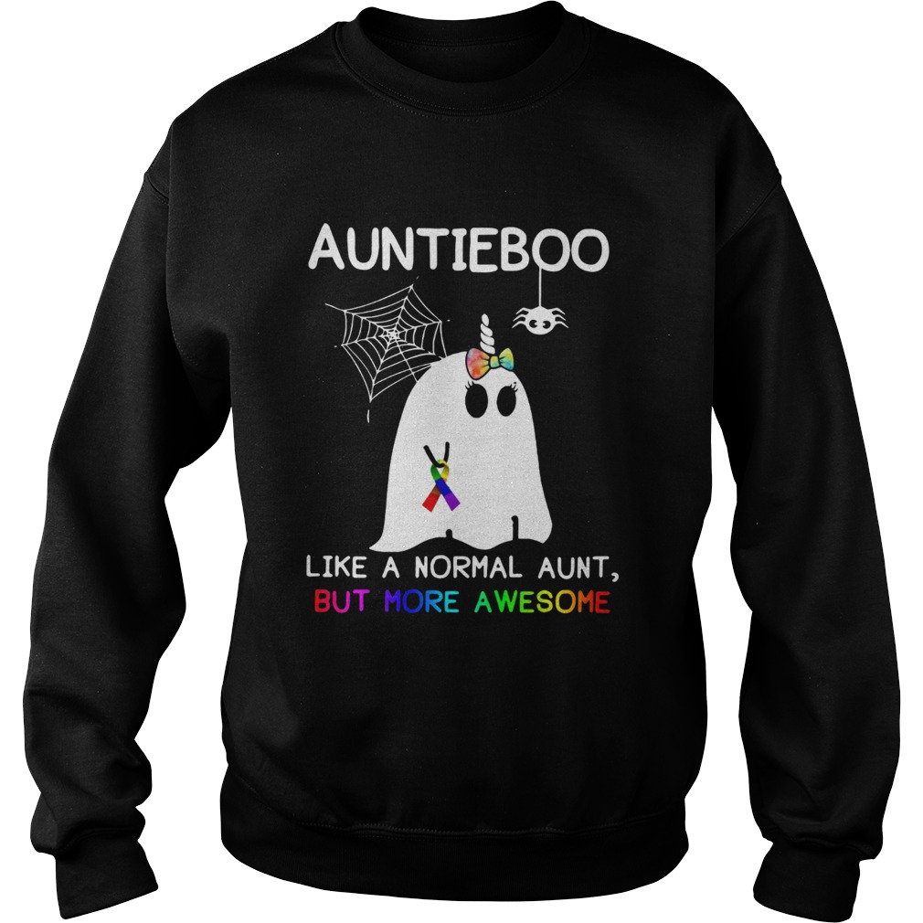Auntieboo Like a normal aunt but more awesome Sweatshirt