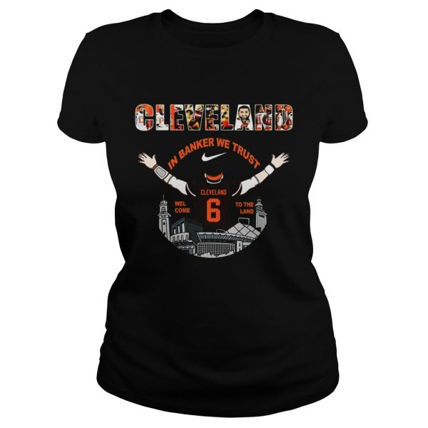 Baker Mayfield Player Cleveland Browns NFL 2019  Classic Ladies