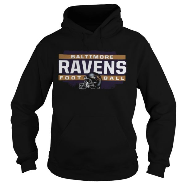 Baltimore Ravens Toddler Rewind Forward  Hoodie