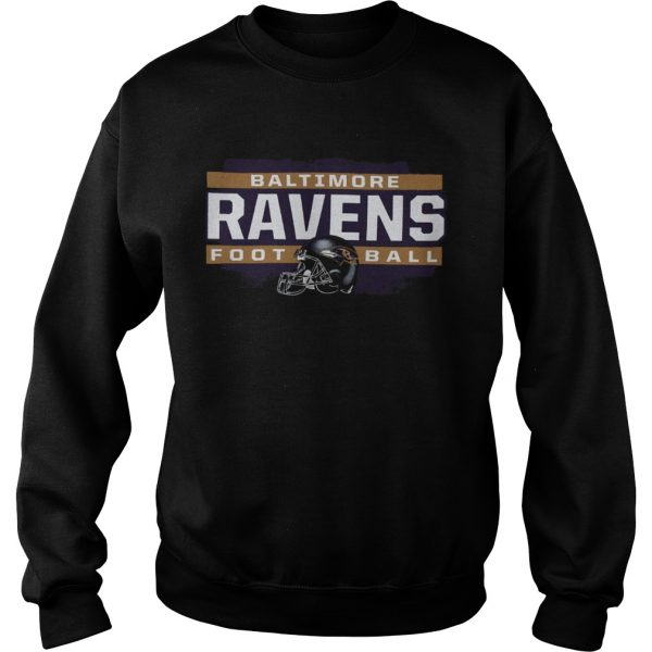 Baltimore Ravens Toddler Rewind Forward  Sweatshirt