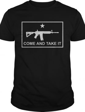 Beto come and take it AR 15 shirt
