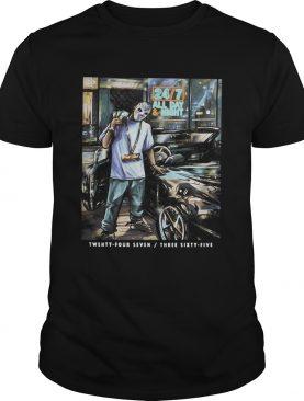 DGK Quick Stop All Day And Night shirt