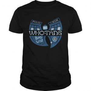 Doctor Who Whotang clan Bad Wolf  Unisex