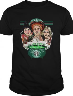 Halloween Hocus Pocus Starbucks Coffee Shirt