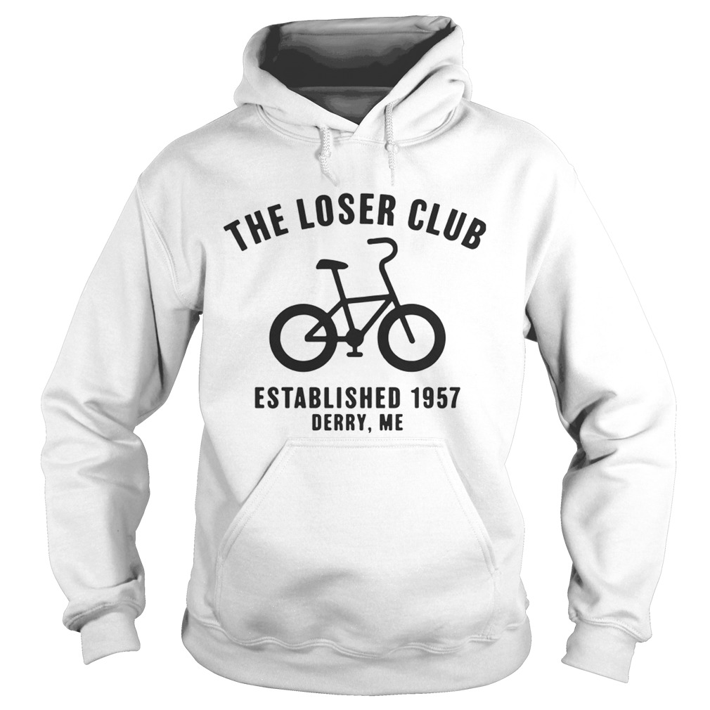 IT The Losers Club Derry Me Shirt Hoodie