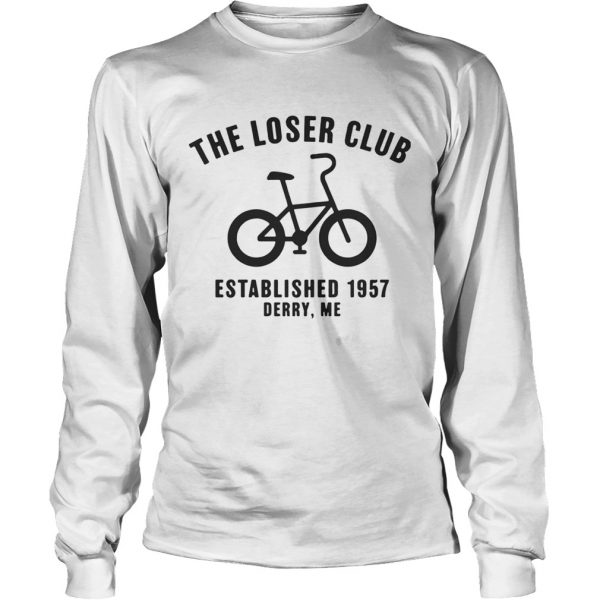 IT The Losers Club Derry Me Shirt LongSleeve