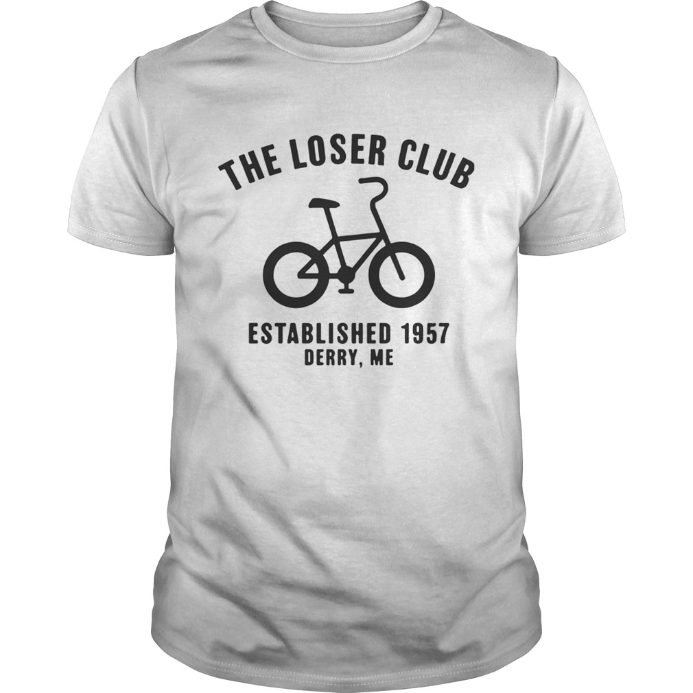 IT The Losers Club Derry Me Shirt Unisex