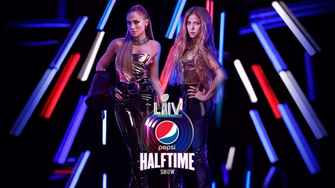 Jennifer Lopez Shakira to headline Pepsi's Super Bowl Halftime Show