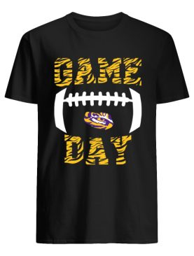 LSU Tigers Game day y'all shirt