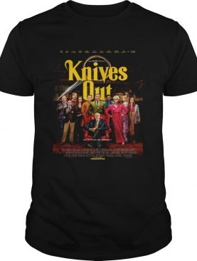 Offcial Knives Out Thanksgiving Shirt
