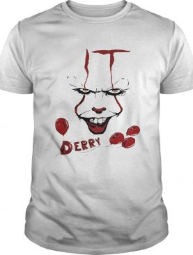 Pennywise Derry shirt
