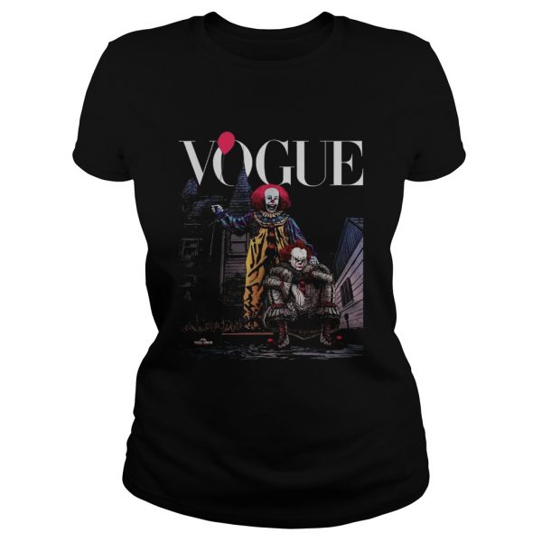 Pennywise IT vogue  Classic Ladies