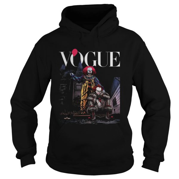 Pennywise IT vogue  Hoodie