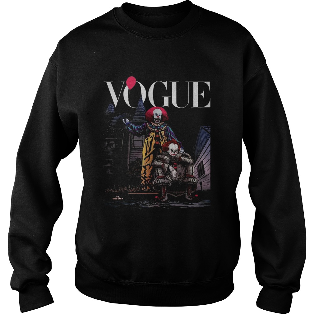 Pennywise IT vogue Sweatshirt