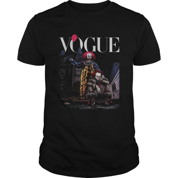 Pennywise IT vogue  Unisex