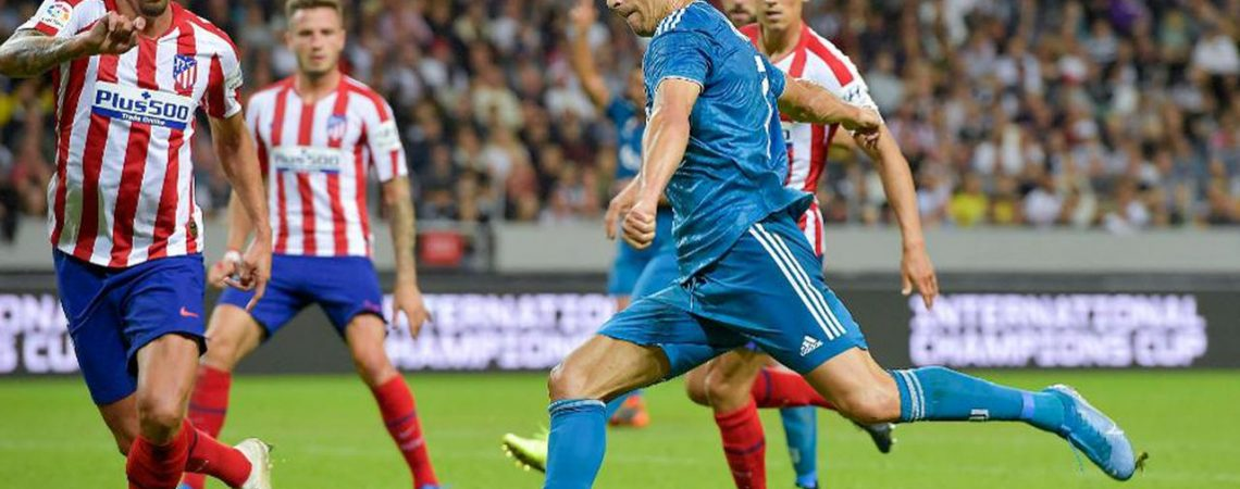 UEFA Champions League: How To Watch Atlético Madrid vs. Juventus