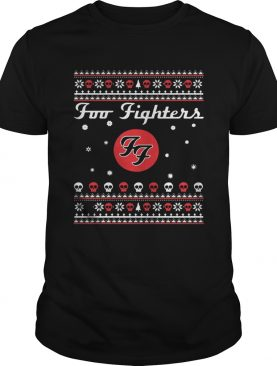 Foo Fighters Christmas Shirt