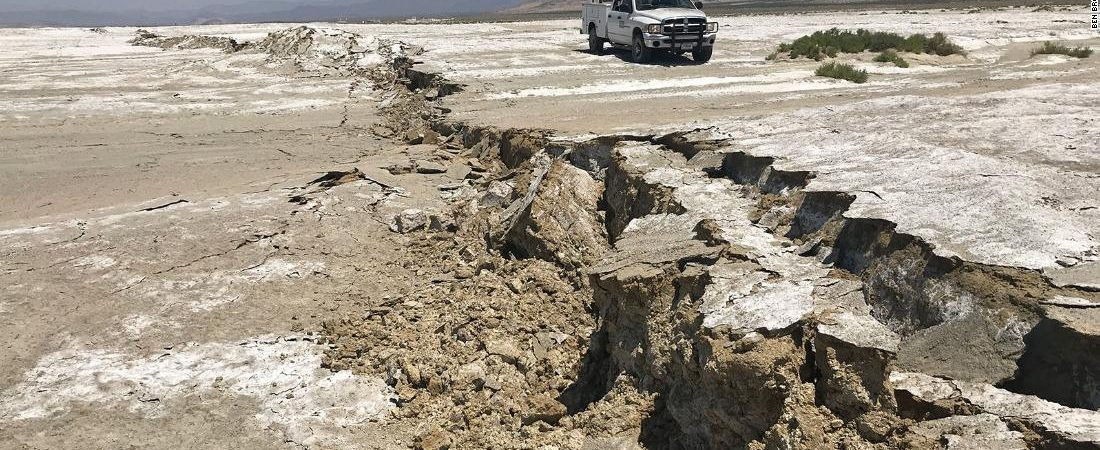 California earthquakes just caused a major fault line to move for the first time a study shows