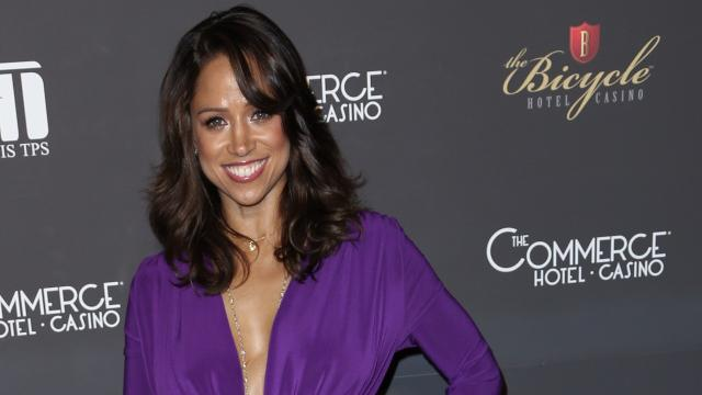 'Clueless' star Stacey Dash arrested for battery: reports