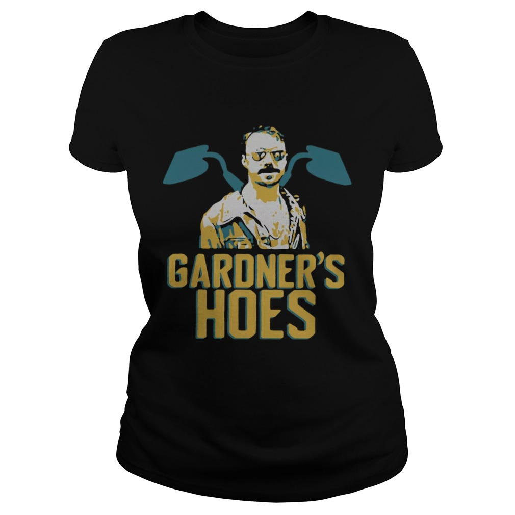 Gardners Hoes Shirt Classic Ladies