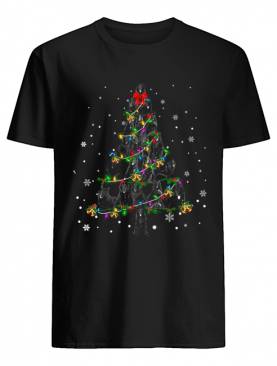 Groenendael Christmas Tree T-Shirt