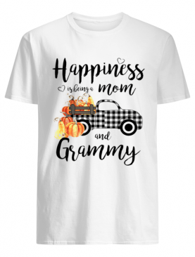 Happiness is being a mom and grammy T-Shirt