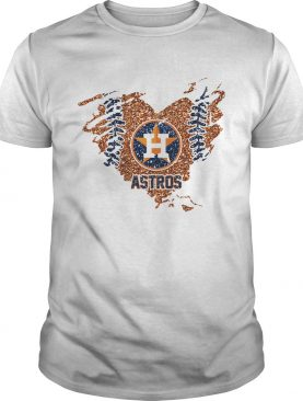 Heart Diamond Houston Astros shirt