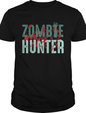 Original Zombie Hunter Halloween Cute Deadly Deer Hunting Gift shirt