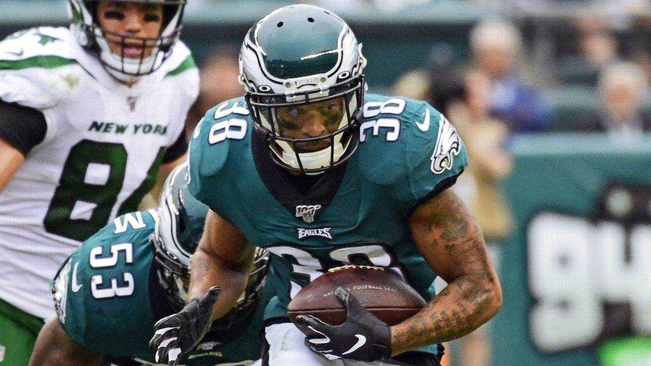 Orlando Scandrick rips Eagles GM after being released