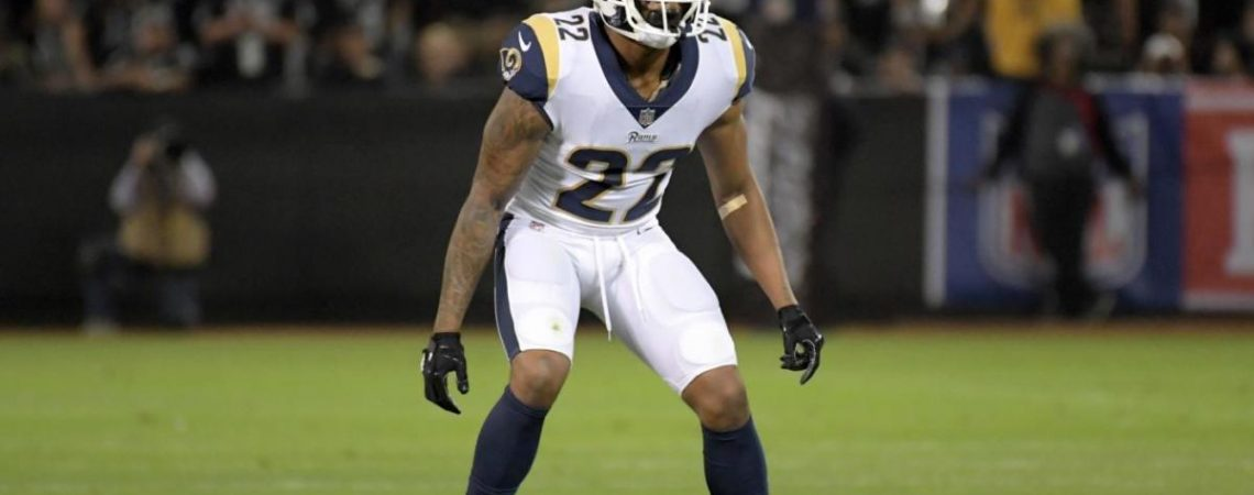 Rams trade Pro Bowl cornerback Marcus Peters to Ravens for a player plus draft pick