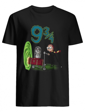 Rick and Morty Harry Potter Morty 93 4 shirt