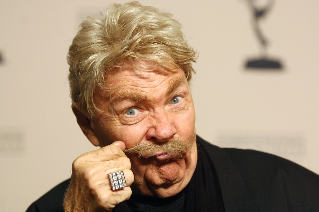 Rip Taylor Flamboyant Television Comedian and Actor Dies at 84