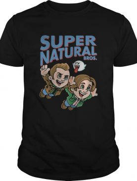 Supernatural Bros Boo Hallowene Christmas shirt