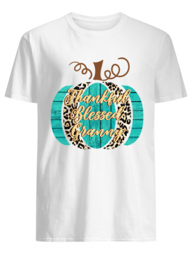 Thankful blessed granny T-Shirt