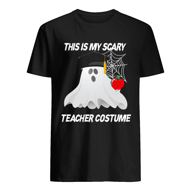 This is my scary teacher costume T-Shirt Classic Men's T-shirt
