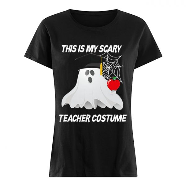This is my scary teacher costume T-Shirt Classic Women's T-shirt