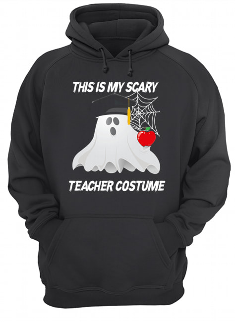 This is my scary teacher costume T-Shirt Unisex Hoodie