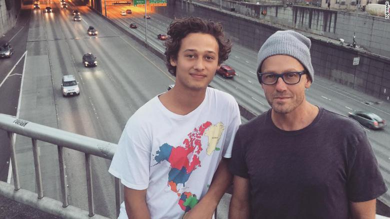 TobyMac writes emotional tribute to his late son