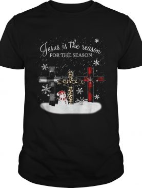 Jesus is the reason for the season Christmas shirt