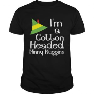 Cotton Headed Ninny Muggins Buddy The Elf Hat Graphic  Unisex