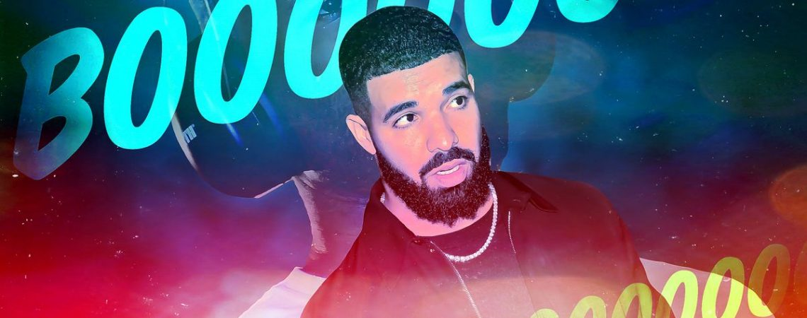 Drake was booed at a music festival because he's Drake