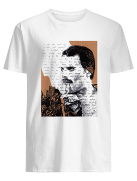 Freddie Mercury Is this the real life is this just fantasy shirt