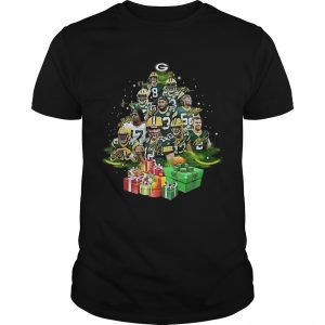 Green Bay Packers Players Christmas Trees  Unisex