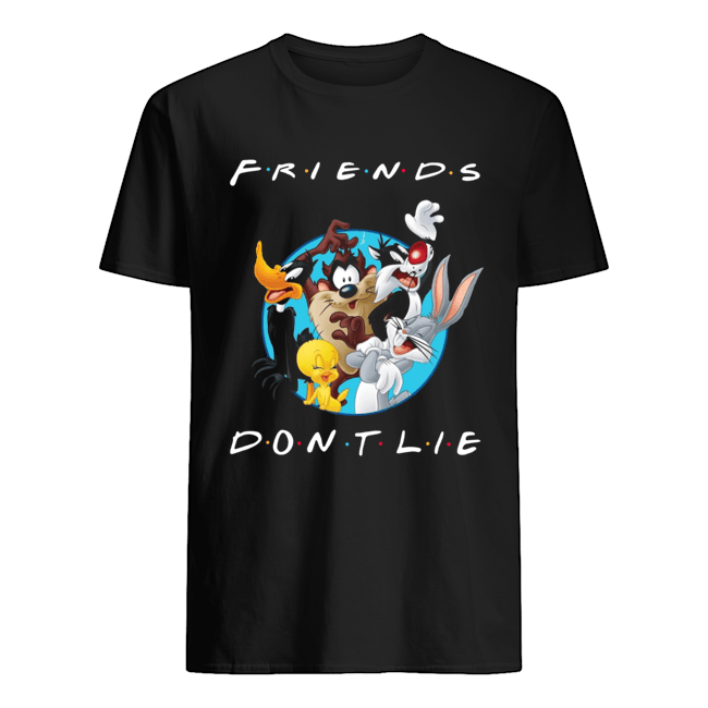 Looney Tunes Friends Don't Lie Classic Men's T-shirt