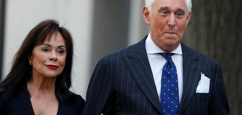 Roger Stone guilty on all counts of lying to Congress, witness tampering