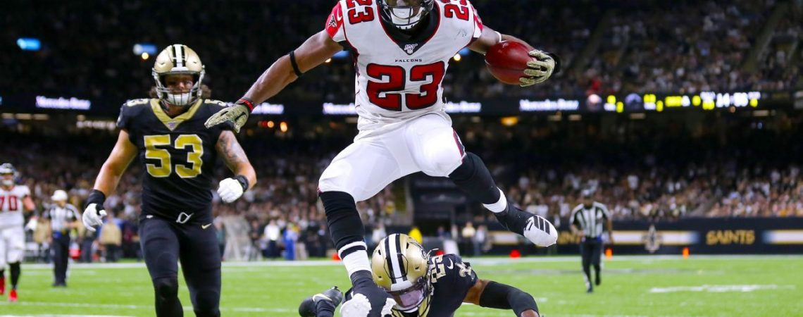 Saints steamrollered by Falcons in biggest upset of season