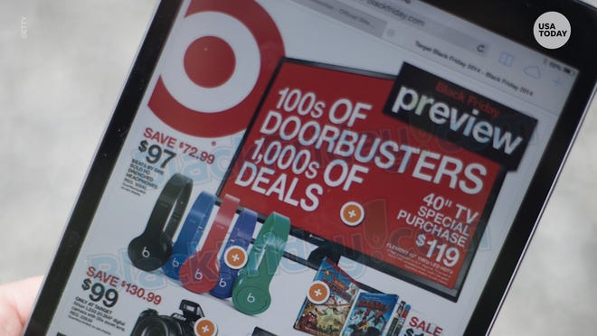 Target unveils Black Friday 2019 ad with deals on televisions, toys, gift cards and more